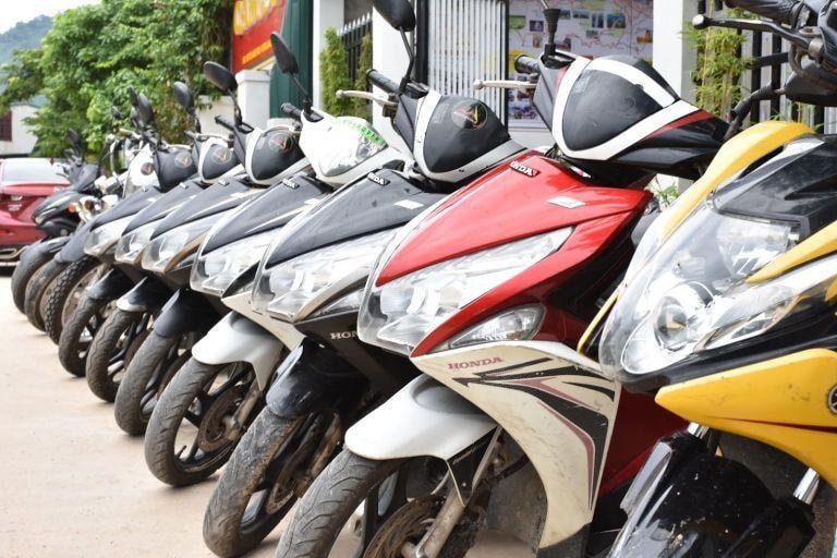 Minh Nguyệt Motel - Địa điểm thuê xe máy Trà Vinh đáng tin cậy