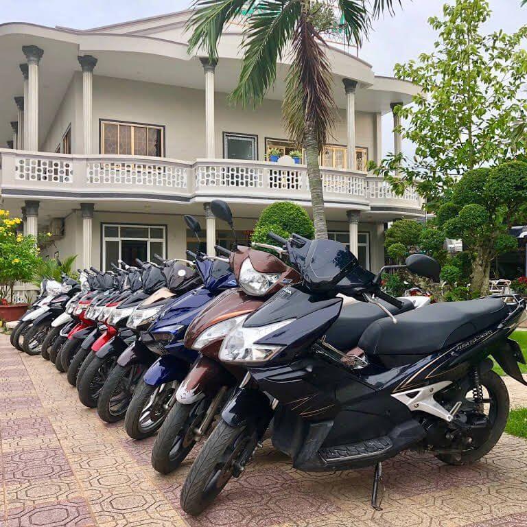 Dũng Hiền - Thuê xe máy thành phố Tuyên Quang