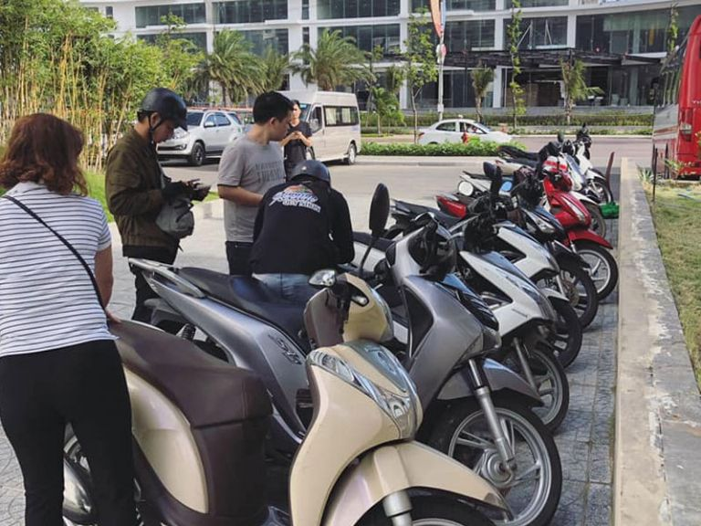 Lô Giang - Dịch vụ thuê xe máy Tuyên Quang uy tín
