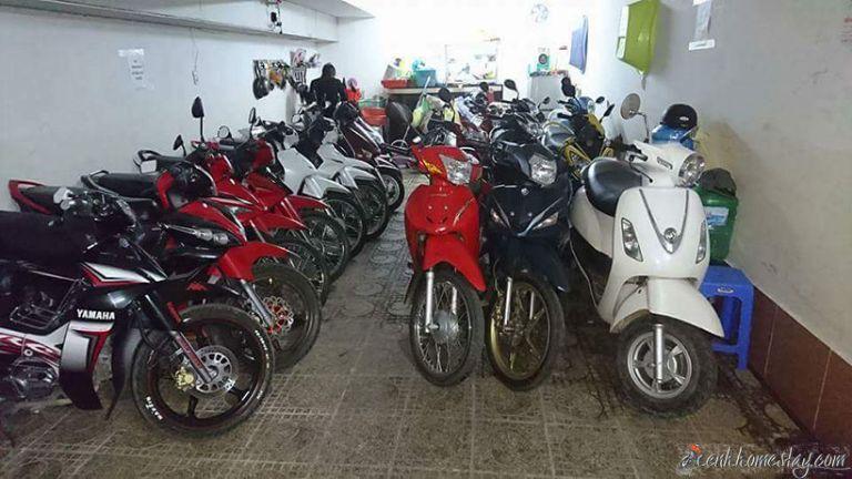 Khách sạn Tân Trang - Cho thuê xe máy Tuyên Quang