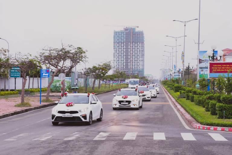 thuê xe ô tô tự lái phú yên