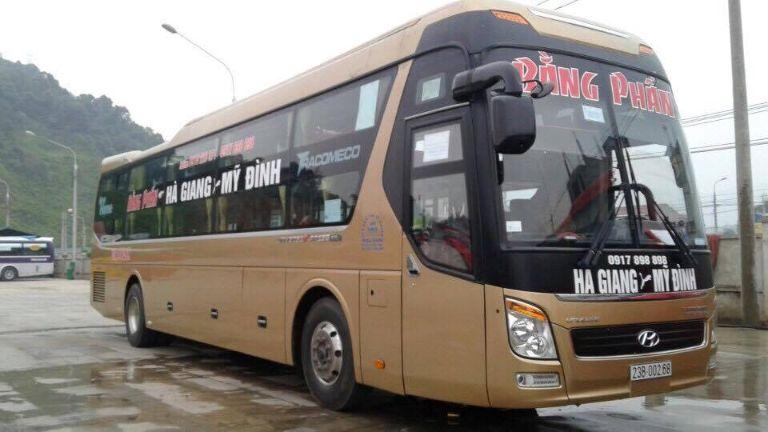 Nhà xe Bằng Phấn đi Hà Giang