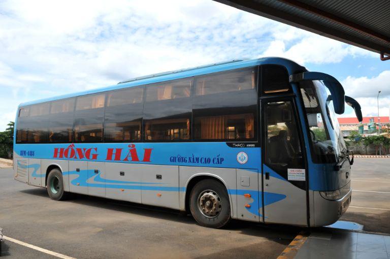 Xe Hồng Hải Gia Lai - Đà Nẵng dịch vụ hàng đầu