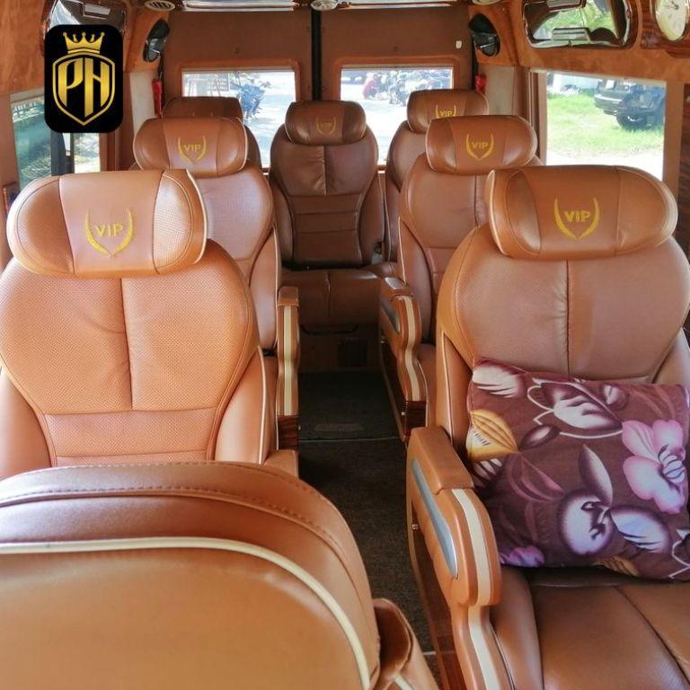 PH Limousine - Xe limousine chất lượng tốt