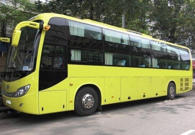 Xe khách từ Đà Nẵng đi Huế - San Hiền