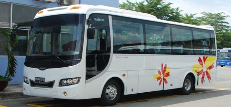 Xe khách Đà Nẵng ra Huế - SARAN