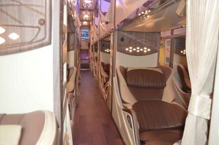 Xe khách Đà Nẵng Nha Trang chất lượng - Phúc Thuận Thảo