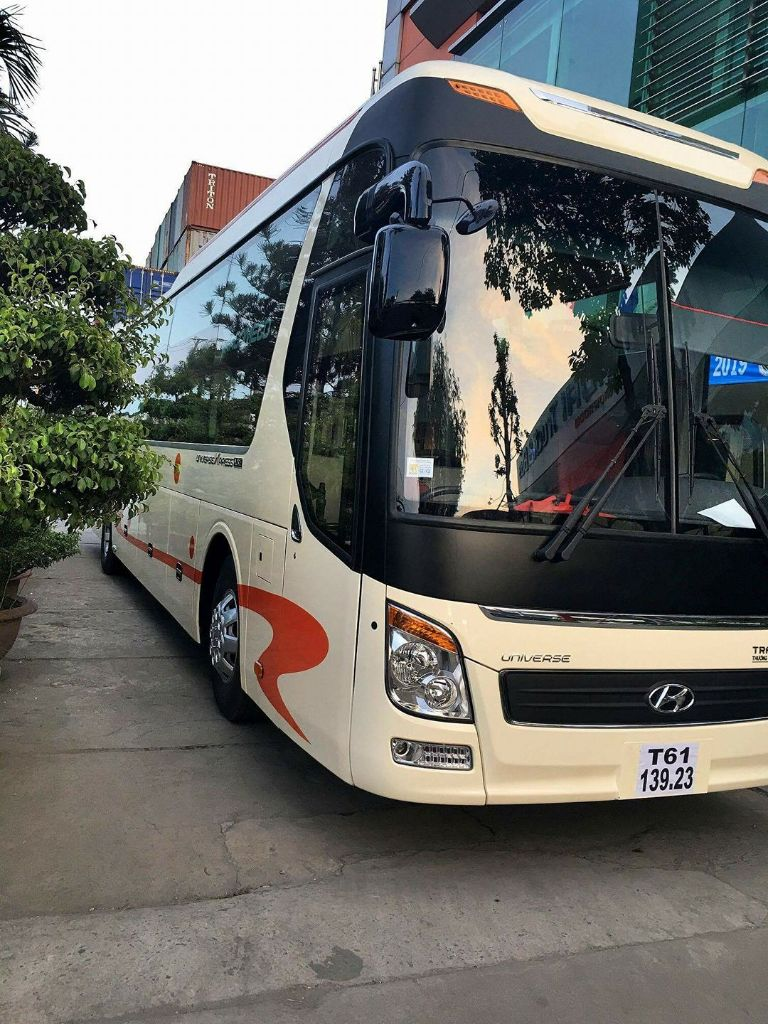 Tuyến xe Vinh Thanh