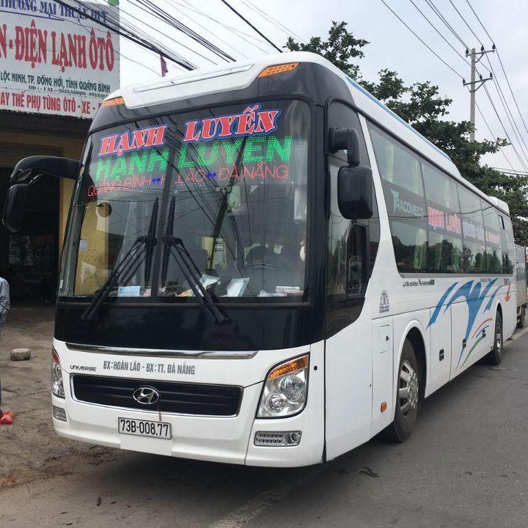 Xe Hạnh Luyến Đà Nẵng Quảng Bình