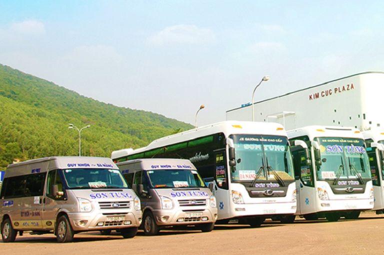 Xe khách Sơn Tùng Đà Nẵng Quảng Ngãi