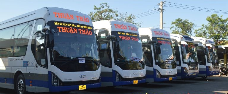 Phúc Thuận Thảo - Xe khách giường nằm Đà Nẵng Quảng Ngãi
