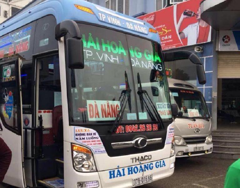 Hải Hoàng Gia - Xe khách từ Đà Nẵng đi Quảng Ngãi