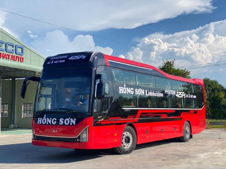 Hồng Sơn - Xe khách từ Đà Nẵng đi Quảng Ngãi