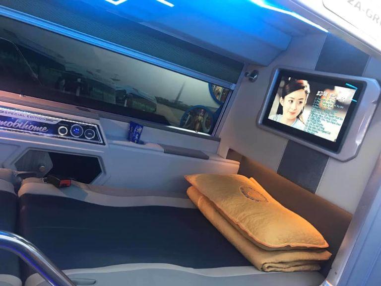 Xe khách Đà Nẵng Quảng Trị tiện nghi -Hải Hoàng Gia