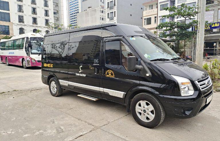 PH Limousine - Xe limousine Đà Nẵng chất lượng