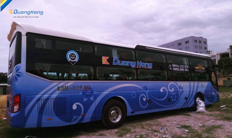 Nhà xe Dương Hồng