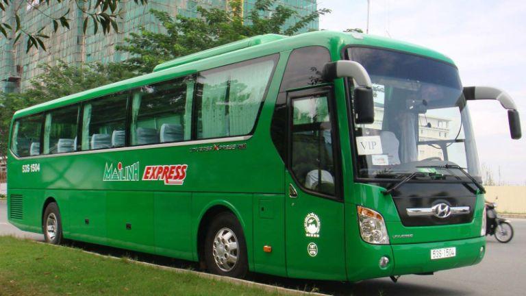 Mai Linh Express - Xe khách Đà Nẵng Quy Nhơn