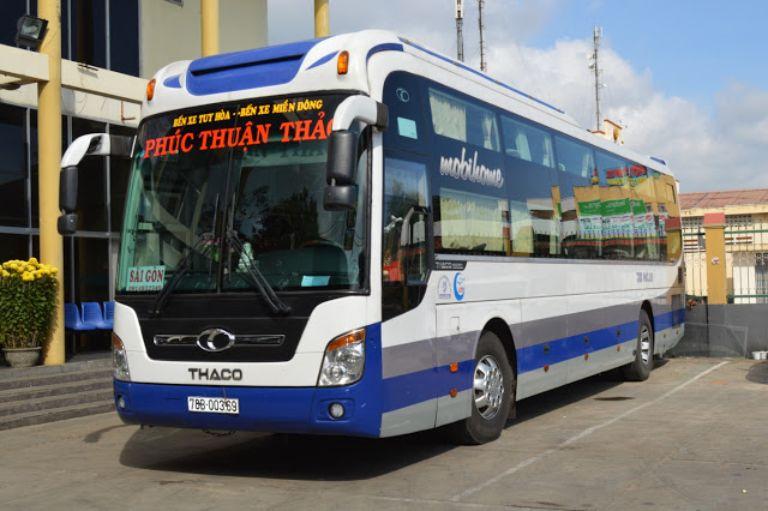 Xe Phúc Thuận Thảo - Quy Nhơn Đà Nẵng và ngược lại