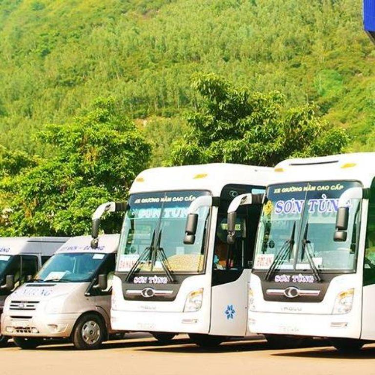 Xe khách Sơn Tùng Đà Nẵng Quy Nhơn