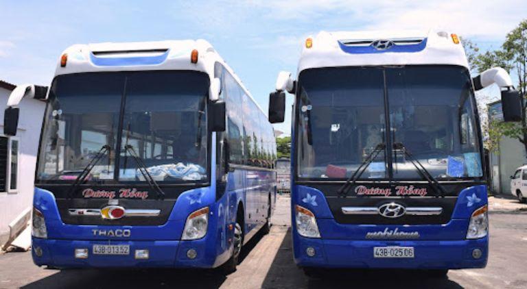 Tâm Dương Hồng - Tuyến xe Đà Nẵng Quy Nhơn