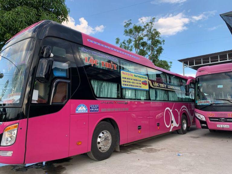 Lộc Thủy - Xe khách tuyến Đà Nẵng Quy Nhơn