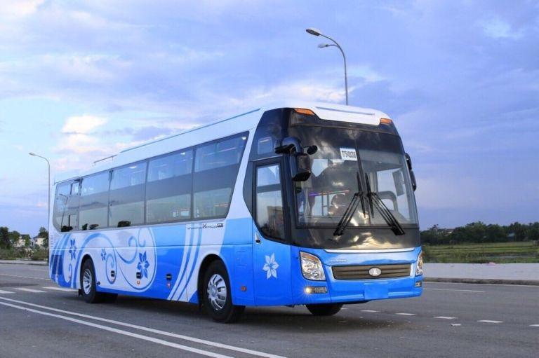 Xe khách Xuân Tùng Đà Nẵng Sài Gòn