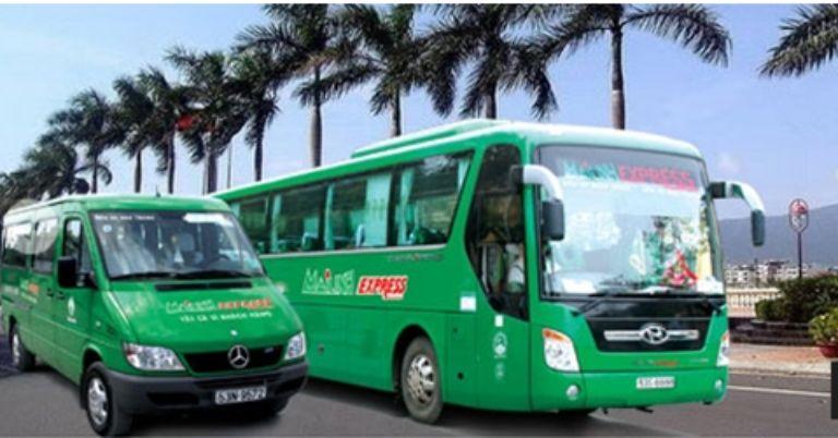 Mai Linh Express - Xe khách Đà Nẵng Sài Gòn.