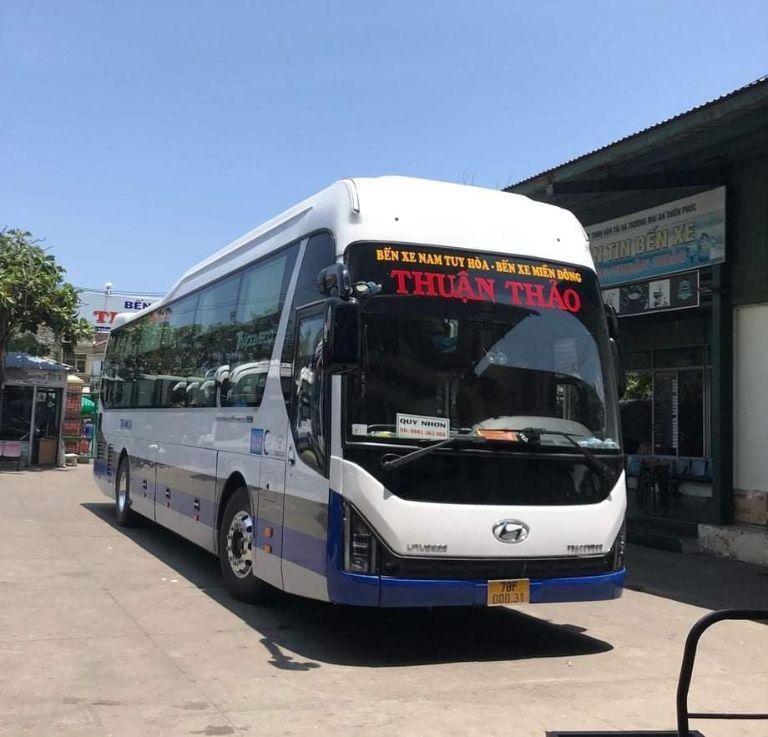Phúc Thuận Thảo - Xe giường nằm Đà Nẵng Sài Gòn