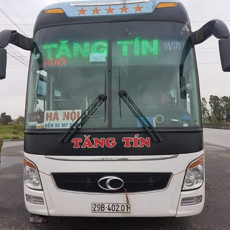 Tăng Tín - Xe khách tuyến Đà Nẵng Sài Gòn