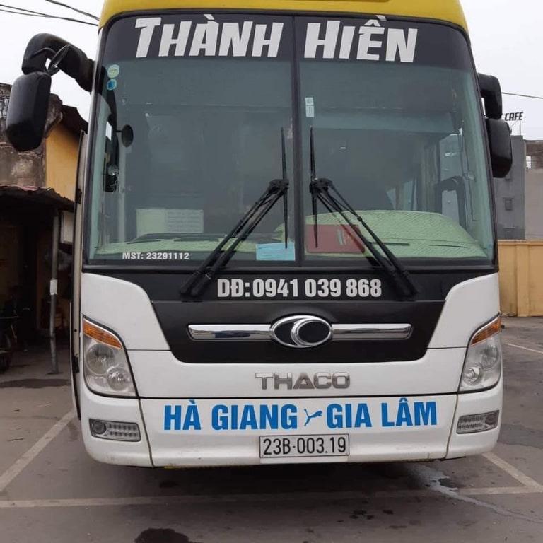Thành Hiền - Đơn vị xe khách uy tín