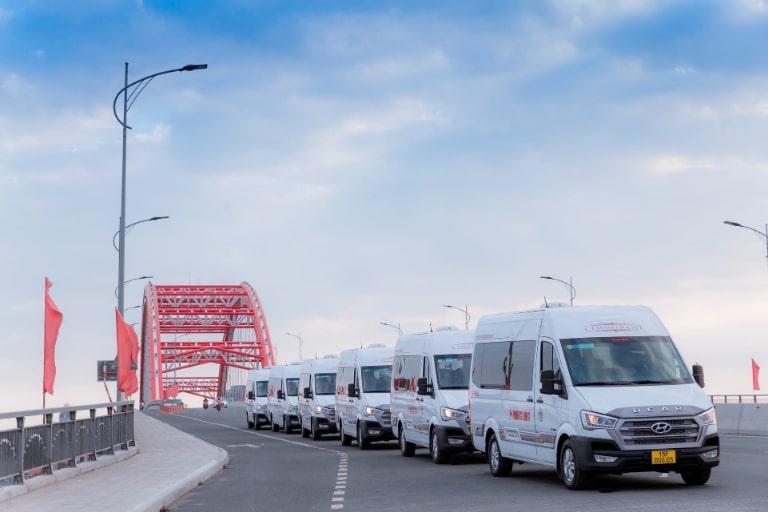 Xe khách Gia Lâm - Hải Phòng