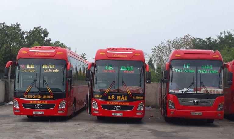 Xe khách Lê Hải
