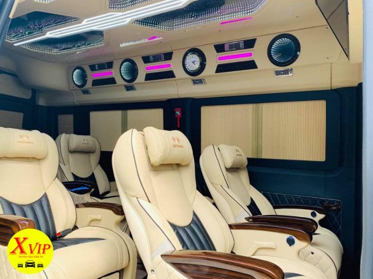 Hệ thống ghế VIP Nhanh