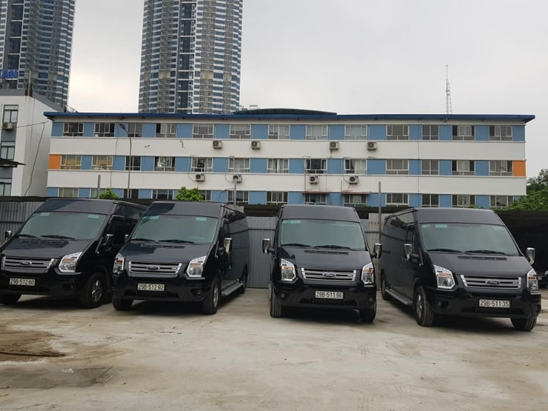 Xe VIP Nhanh Hải Phòng