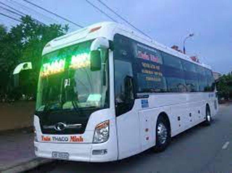 Nhà xe Tuấn Minh Hải Phòng - Cao Bằng đáng tin cậy