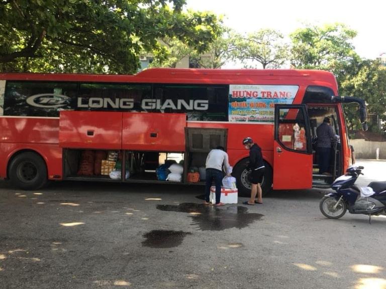 Cốp xe Hưng Trang