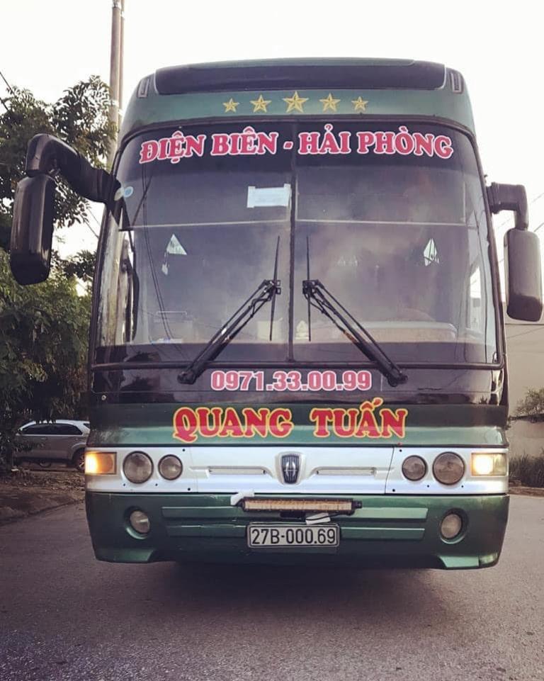 Quang Tuấn - Đơn vị vận tải hành khách uy tín