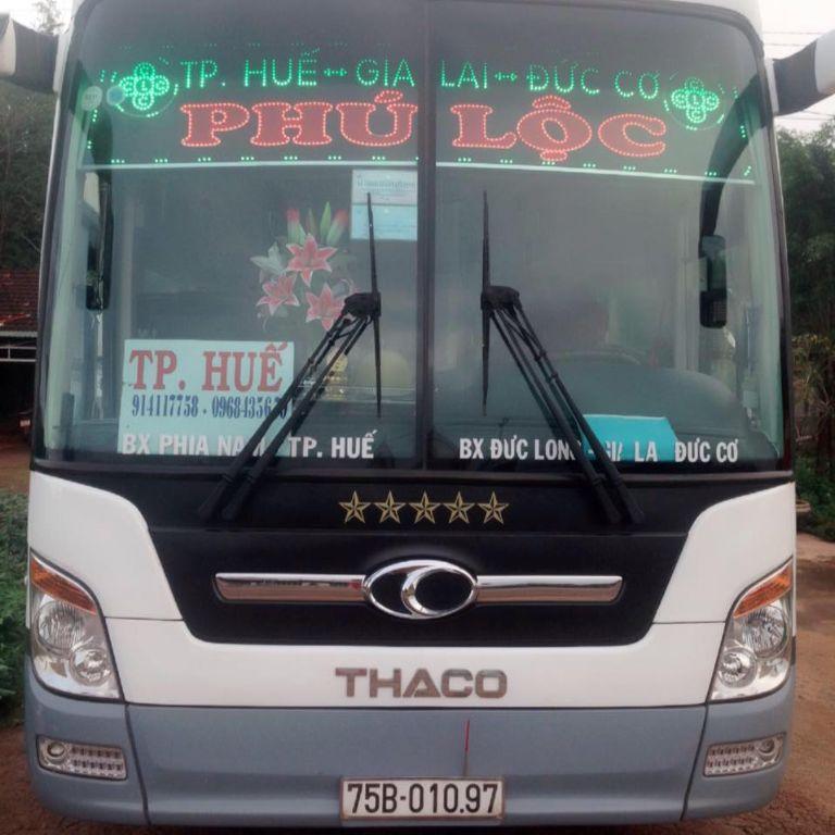 Phú Lộc - Xe khách tuyến Hải Phòng Hà Tĩnh giá tốt.