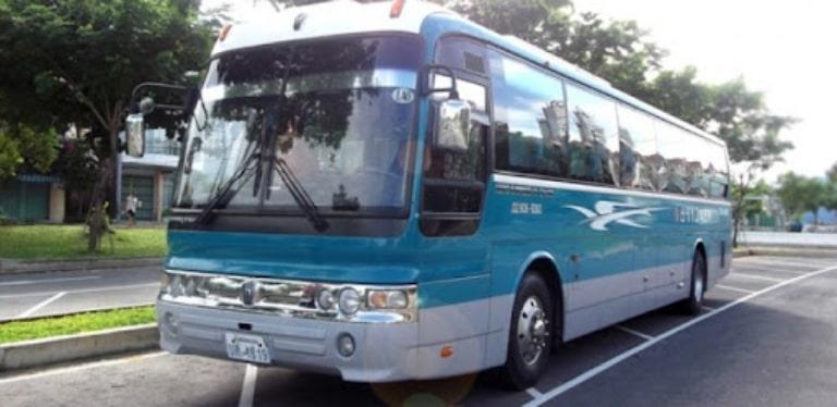 Xe khách An Hòa Hải Phòng