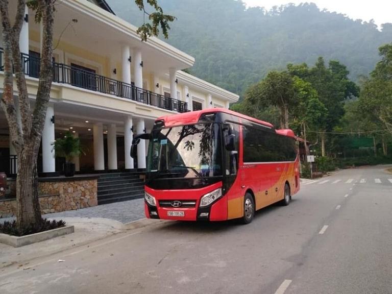 Xe khách Hải Phòng Lạng Sơn