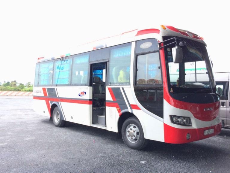 Quang Minh - Xe khách Hải Phòng đi Lạng Sơn