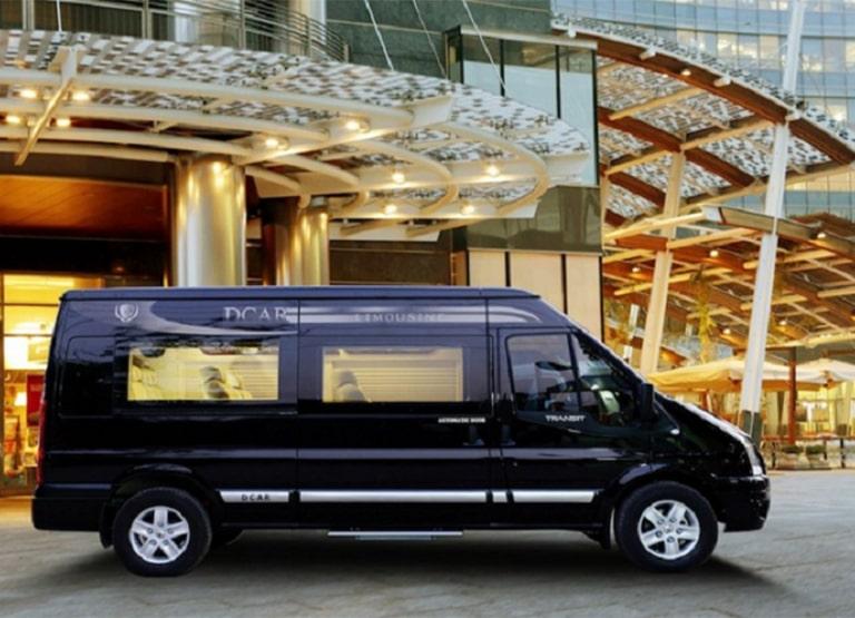 Hoàng Phú Limousine chuyên đón khách Hải Phòng