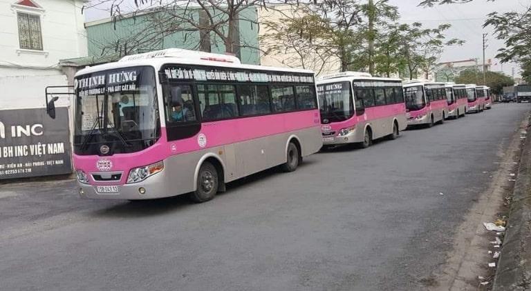 Xe Bus Thịnh Hưng