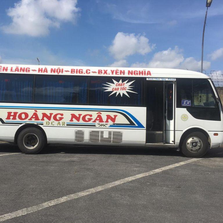 Hoàng Ngân - Xe khách Yên Nghĩa đi Hải Phòng