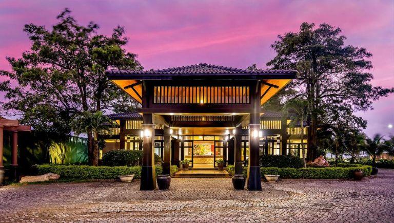 Không gianMikazuki Japanese Resort & Spa