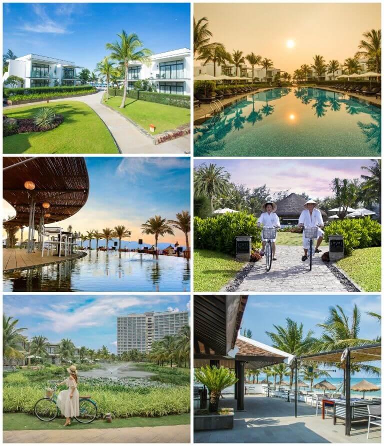 Toàn cảnh mọi góc tại resort Melia Đà Nẵng