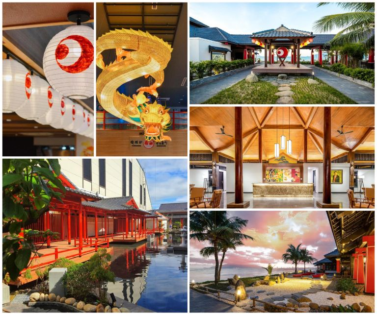 Kiến trúc của resort 4 sao Đà Nẵng