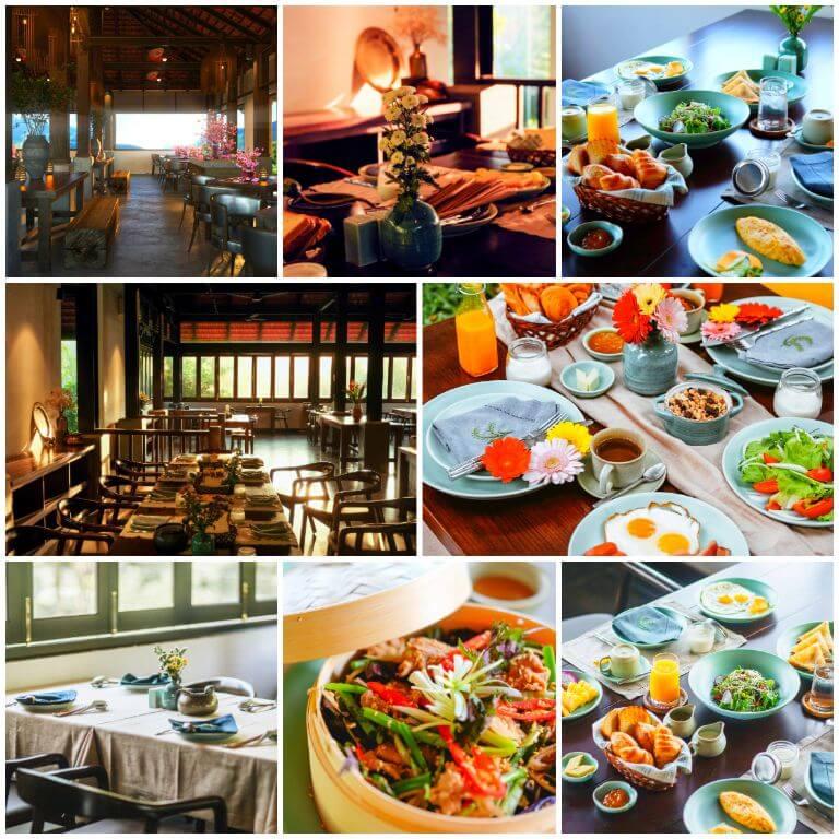 Le Bourgeon Vert Restaurant