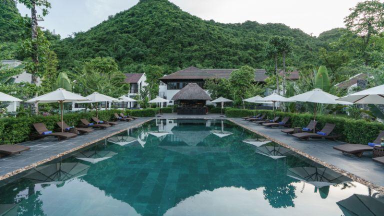 Aravinda Resort Ninh Bình   Ngất Ngây Với Thiên Đường Xanh Mơ Mộng