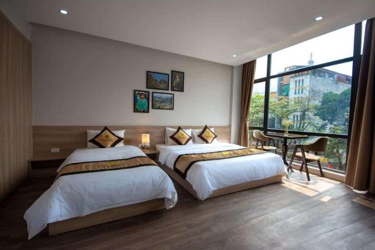Khách sạn ở Hà Giang rất ít